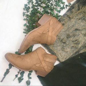 Low Ankle Booties